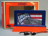 Lionel 6-82017, Lionel Art Operating Billboard, Factory New in Box, C-10   /gn