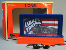 Lionel 6-82017, Lionel Art Operating Billboard, Factory New in Box, C-10   /gn