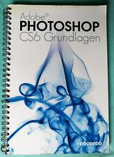 Adobe Photoshop CS 6 Grundlagen,  Buch, gebraucht