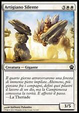 Magic MTG - 3X ARTIGIANO SILENTE - THEROS - ITALIANO