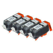 4x BLACK Ink Cartridges PGI-670XL for Canon Pixma MG5760/5765/5766/6860/6865