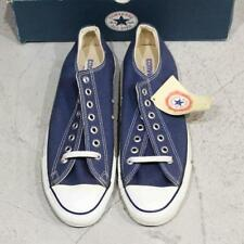 Converse All Star 90's Made in USA Dead stock NEW US11 Navy Rare Vintage F/S