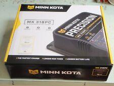MINN KOTA BATTERY CHARGER MK 318PC 27 1833180 3 BANK 18 AMP 6 AMP PER BANK