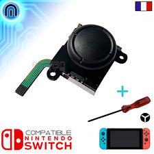 Joy-Con Nintendo Switch, 1X 2X Joystick 3D Bouton Analogique Manette + Tournevis