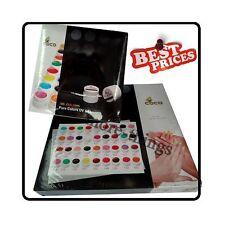 Mix 36 Pure Color Nail Art gel UV del costruttore punte acriliche colla # 3678