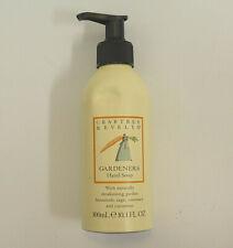 Crabtree & Evelyn Gardeners Pump Hand Soap Sage, Rosemary & Cucumber 10.1 fl oz
