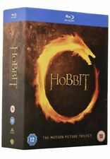 The Hobbit Trilogy (Blu-ray, 6 DIscs, 2015)