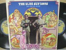 The Blue Sky Boys Bill & Earl Bolick- Best of RCA Bluebird 2-LP 1976 Country EX-