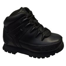 Timberland Euro Sprint Toddlers Black / Black (N7) A13HS Boots All Sizes