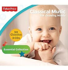 Fisher Price: Classical Music for Growing Minds [CD]