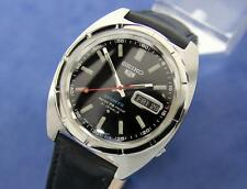 Seiko Sports 5 Auto Rare Vintage Mens 21 Jewel 1970s Made in Japan Watch 1024