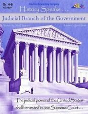 History Speaks : Judicial Branch of the Government by Hargrove, Julia