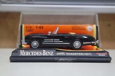 New Ray 1/43 Scale 48409 MERCEDES BENZ 300SL ROADSTER (1957) - Boxed (T6)