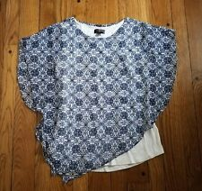 The Limited S petite asymmetric top. NWT's!