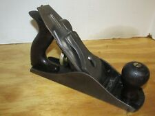 Antique Stanley Bailey No. 4 Smooth Plane Sweetheart Type 13 1925-28 NIce! LQQK!
