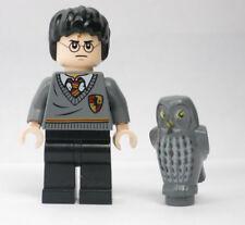 Harry Potter + Errol Owl Gryffindor 4736 4738 4842 LEGO Minifigure Mini Figure