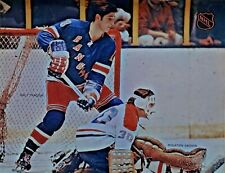 National Hockey League Philadelphia Flyers 1971 Program, Tkaczuk & Vachon Cover