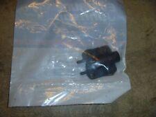 NEW OEM Evinrude Johnson BRP Primer Solenoid Cover & Gasket 437228