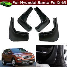 Car Mud Flap Splash Guard Fender Mudguard For Hyundai Santa Fe IX45 2011-2018