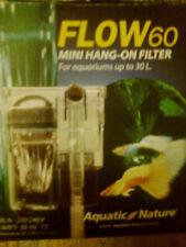 Aquariumfilter Mini Hang - on Filter Flow 60 für Aquarien bis 30 Liter