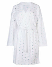 Ladies M s Size18 Cool Comfort Cotton Dressing Gown Robe La Maison De  Senteurs UK 18 EUR a91f88f45