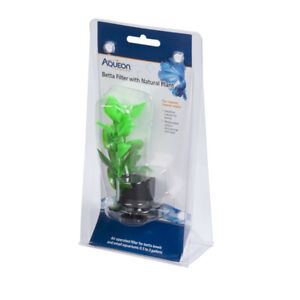 Aqueon Betta Filters Natural Plant One Size   free Shipping