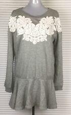 Shakuhachi Womens Dress Sweater Jumper Long Sleeves Mini Skirt Sz AU/UK 10 USA M
