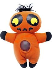 Perished Pumpkin Squeezy Stuffed Monster Doll