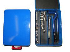 Rdgtools M12 X 1.75 Helicoil Kit de reparación de roscas Kit
