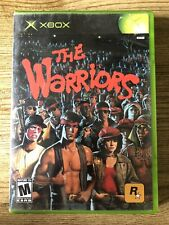 The Warriors - ( Microsoft Xbox ) Complete W/box & Manual !