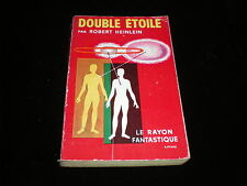 Le rayon fantastique 59 : Robert Heinlein : Double étoile
