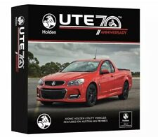 Holden 70th Ute Anniversary 9 Silver Penny Collection Officially Licensed