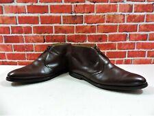 Church's Mens Shoes Custom Grade Boots UK 9 US 10 EU 43 G Tan Rubber sole