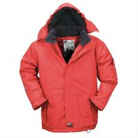 Arctic Trek 3-in-1 Hooded Parka w/ Inner Fleece Lining - Winter Coat/Jacket New!