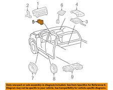 TOYOTA OEM 07-13 Tundra Dash Cluster Switch-Auxiliary Jack 8619002010