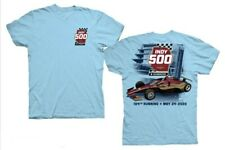 2020 Indy 500 T-Shirt LARGE Running Order