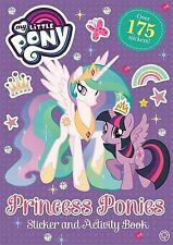 Princess Ponies Sticker and Activity Book (My Little Pony)
