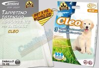 30 Pz. (10x3) Tappetino Cani Traversa Igienica  Ultra Assorbente cleo cm. 60x90