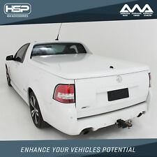 Holden VE VF Ute Premium Manual Locking Hard lid FLAT HSP Tonneau Cover flat top