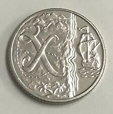 New 10p Coin Letter X 2019 X Marks The Spot Ten Pence Free P&P