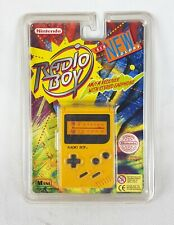 RARE SEALED Nintendo RADIO BOY GameBoy AM/FM Receiver w Stereo Earphone Retro GB