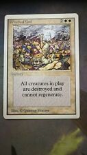 MTG Unlimited Wrath of God MP SEE IMAGE