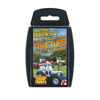 Tractors Top Trumps
