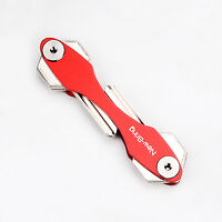 Mens Compact Smart Key Holder Pocket Organizer Chain DIY Cristmas Gift for Him