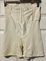 Vintage Cupid Sissy Body Shaper Girdle Under Bust Satin Panties Slimmer XL USA