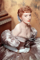 Deborah Kerr huge cleavage portrait The King and I 11x17 inch Poster