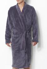 signori Nero 100/% seta L Kimono-Pigiama superior Naturals Lungo