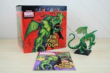 Classic Marvel Figurine Collection Fin Fang Foom Special Edition Eaglemoss Nuevo