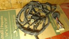 90-91 Honda Prelude Left BODY Under Hood Wire Harness COMPLETE - Lights & Acc.
