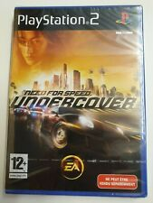 Need for Speed Undercover (PS2) - Francais Edition [Brand new & Sealed]